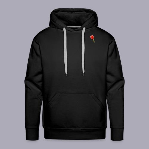 Tulip Logo Design - Men's Premium Hoodie