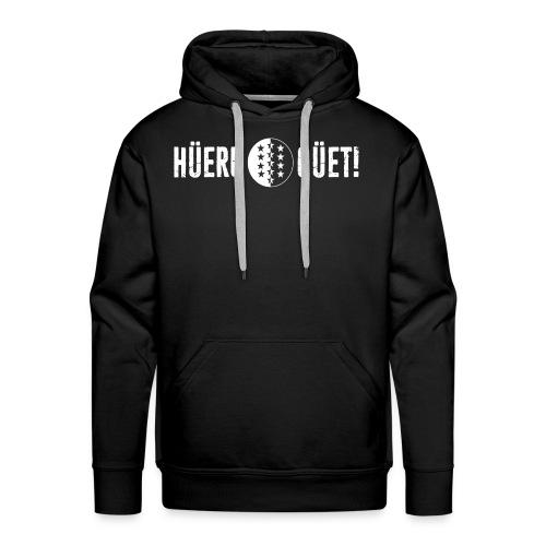 HÜERE GÜET! - Männer Premium Hoodie
