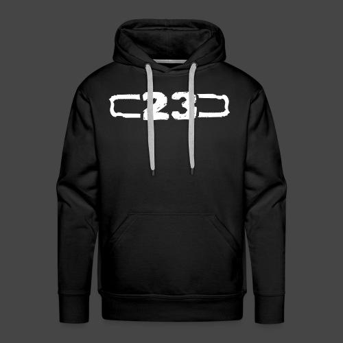 Tekno people 23 - Sweat-shirt à capuche Premium pour hommes