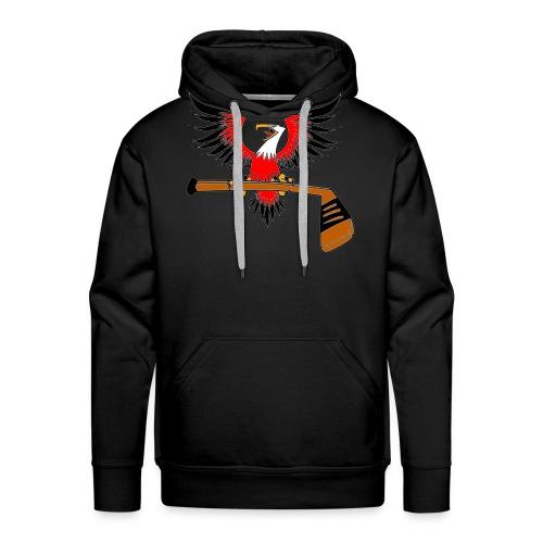 Logo transparent - Sweat-shirt à capuche Premium pour hommes