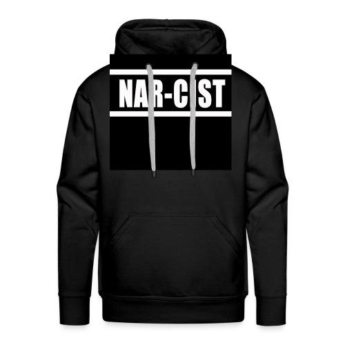 Nar-Logo - Mannen Premium hoodie