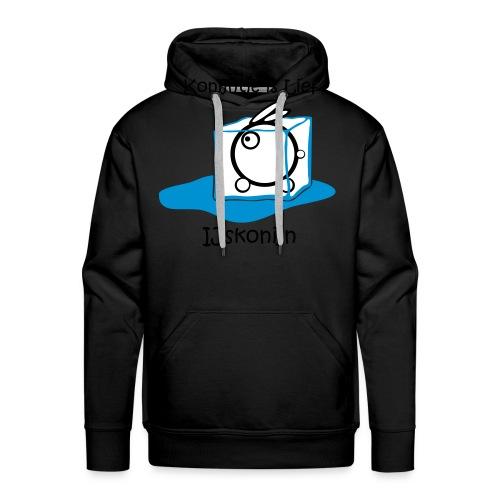 konijntje_ijskoud - Mannen Premium hoodie
