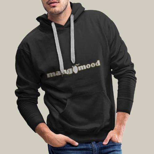 Mangomood Logo - Männer Premium Hoodie