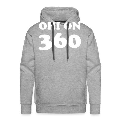 Ohi on 360 cooper - Miesten premium-huppari