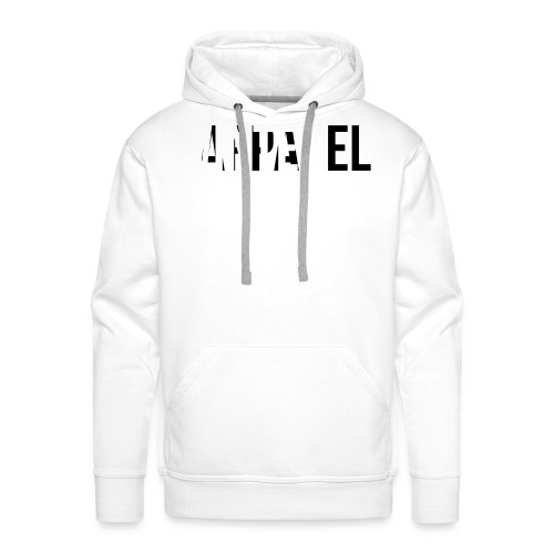 Winter Apparel Logo - Herre Premium hættetrøje