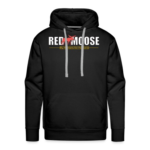 Red Moose logo - Premiumluvtröja herr