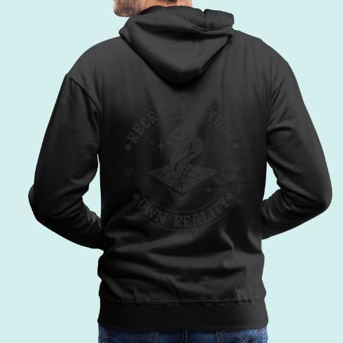 HELL apparel | RECREATE YOUR OWN REALITY | 2020 - Männer Premium Hoodie