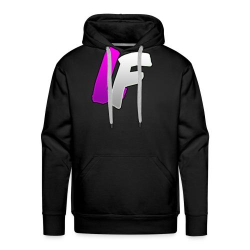 youtube logo - Sweat-shirt à capuche Premium pour hommes