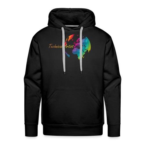techearth - Herre Premium hættetrøje