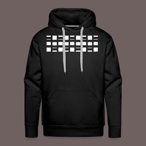 GBIGBO zjebeezjeboo - Rock - Blocs 2 - Sweat-shirt à capuche Premium pour hommes