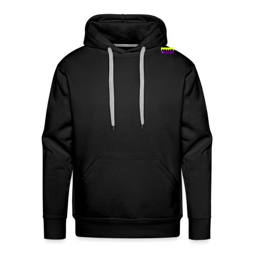 SNAKE LOGO - Sweat-shirt à capuche Premium pour hommes