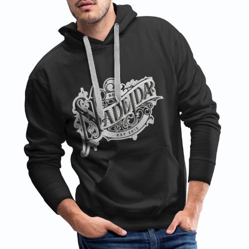 Logos Nadejda - Sweat-shirt à capuche Premium pour hommes