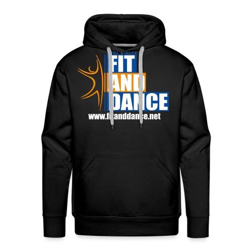 Shirt mit Homepage - Männer Premium Hoodie