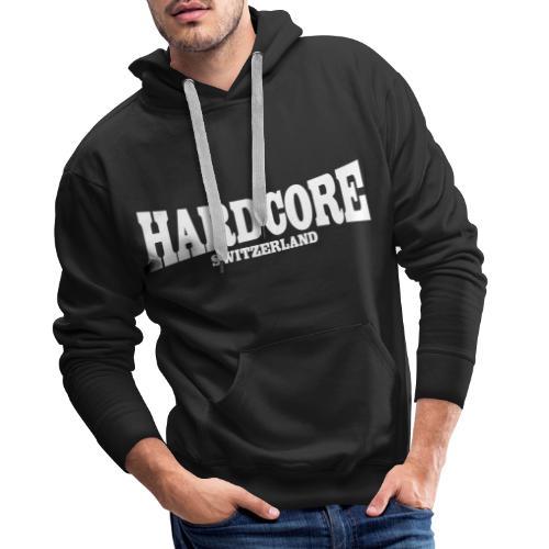 HC Schweiz - Herre Premium hættetrøje