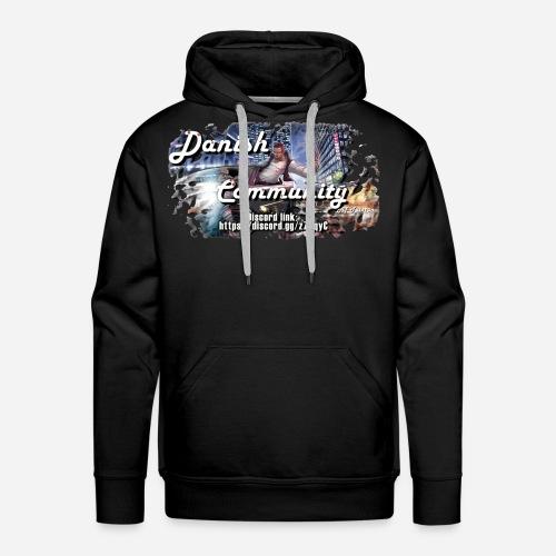 Dansih community - fivem2 - Herre Premium hættetrøje