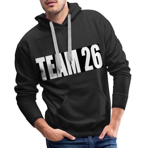 TEAM26 - Men's Premium Hoodie