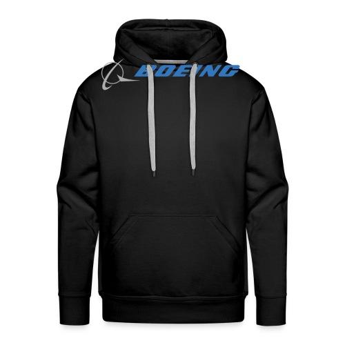 Boeing - Men's Premium Hoodie