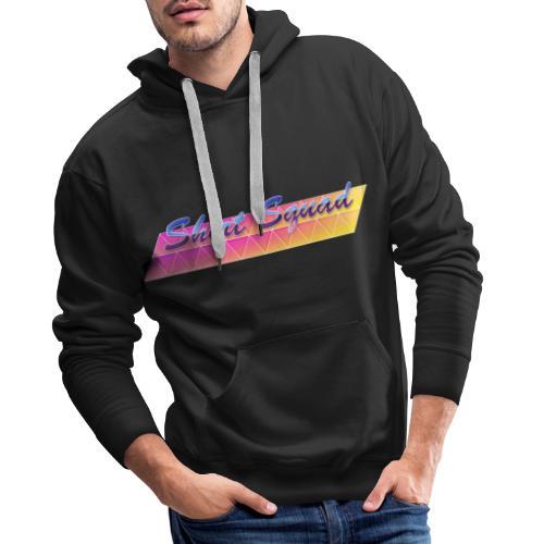 80's Shirt Squad - Men's Premium Hoodie