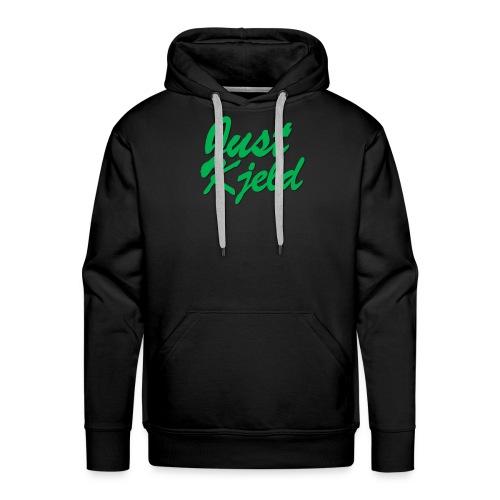 JustKjeld - Mannen Premium hoodie