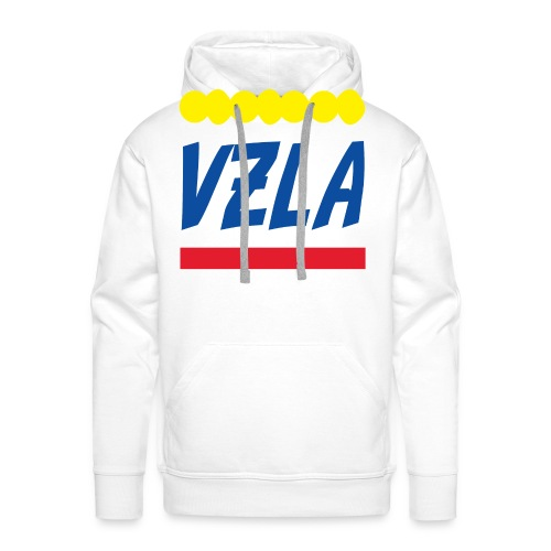 vzla 01 - Sudadera con capucha premium para hombre
