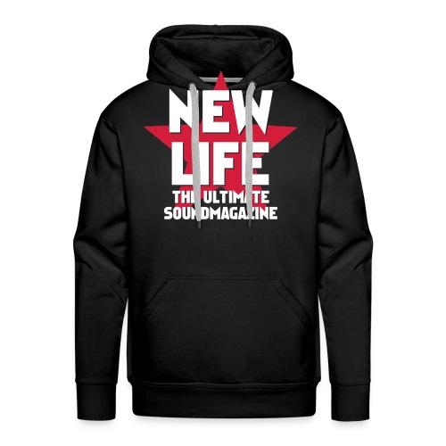 New Life The Ultimate Soundmagazine - Männer Premium Hoodie