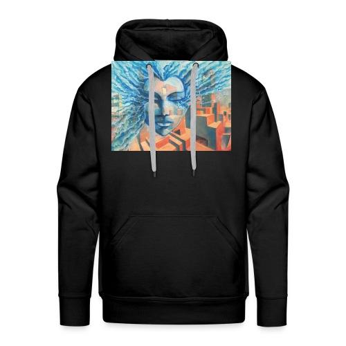Divagations - Sweat-shirt à capuche Premium pour hommes