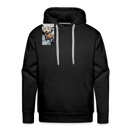 Prueba_1 - Sudadera con capucha premium para hombre