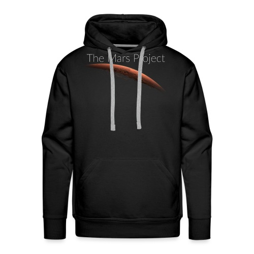 The Mars Project - Sweat-shirt à capuche Premium pour hommes