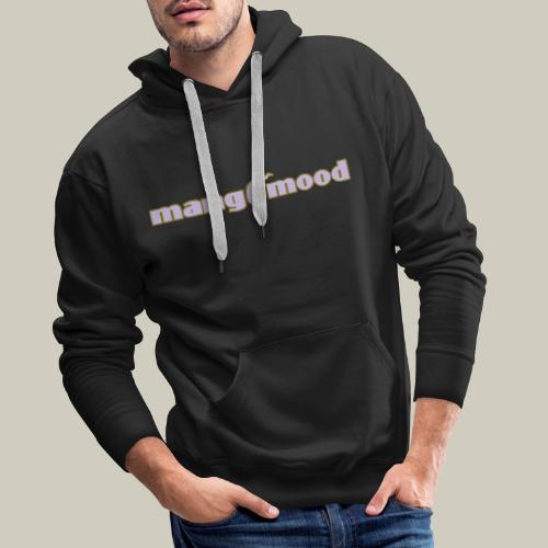 mangomood Kapuzenpulli - Männer Premium Hoodie
