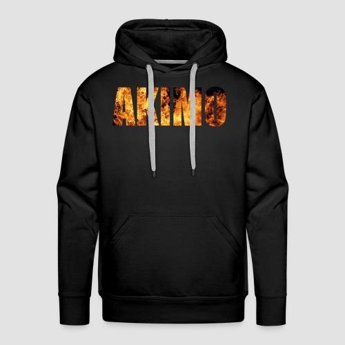 AKIMO Basic Fire - Männer Premium Hoodie