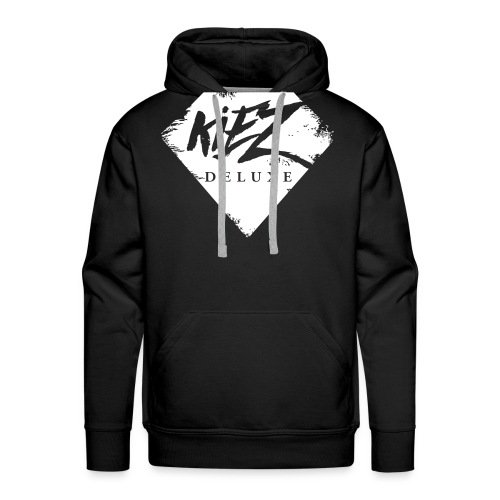 Kiez Deluxe Logo Rugged - Männer Premium Hoodie