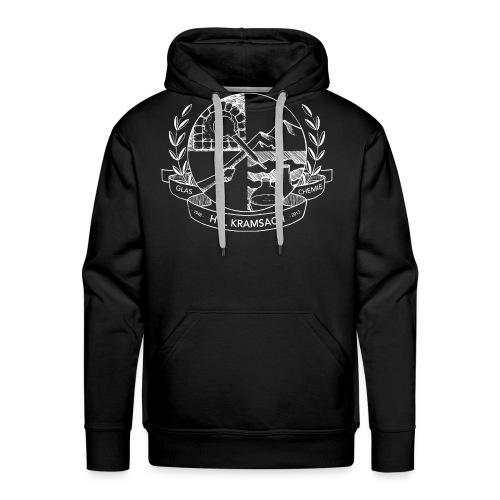 Design von Steffi in Weiß - Männer Premium Hoodie