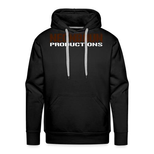 neonbrun - Premiumluvtröja herr