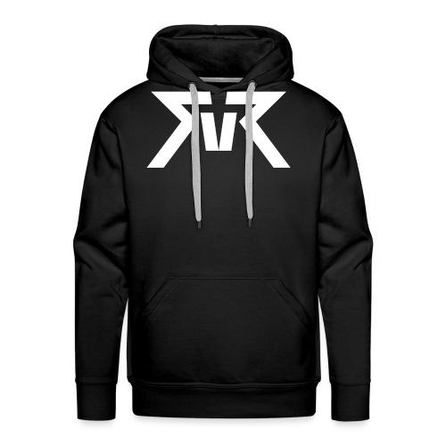 TSOR BEATS BLANC - Sweat-shirt à capuche Premium pour hommes