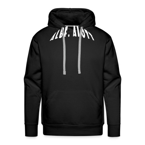 A Little bit F*****. A lot of the time - Men's Premium Hoodie