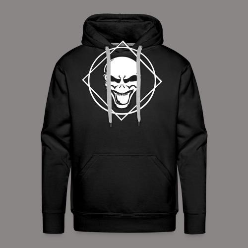 future kickz wit - Mannen Premium hoodie
