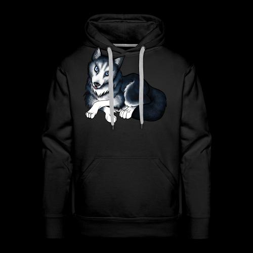 Husky - Men's Premium Hoodie