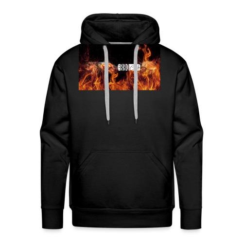 Barbeque Chef Merchandise - Men's Premium Hoodie