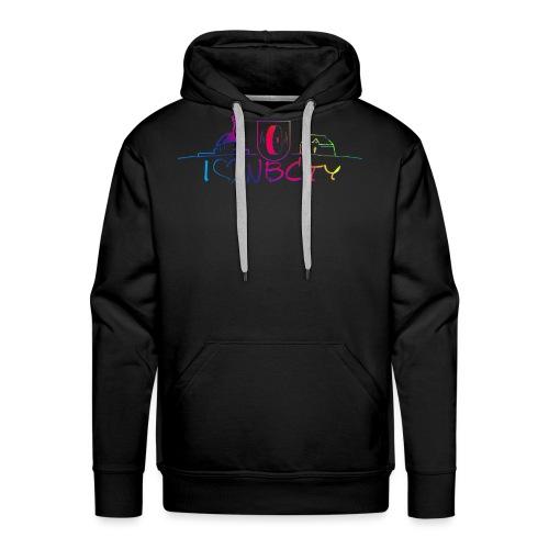 color Niederboesa - Männer Premium Hoodie