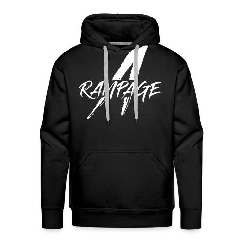 Rampage - Sweat-shirt à capuche Premium pour hommes