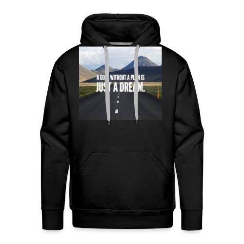 LuxuryQuote - Mannen Premium hoodie