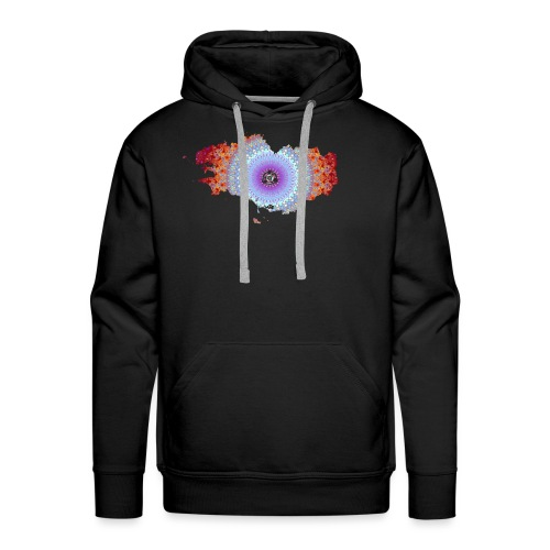 bretagne - Sweat-shirt à capuche Premium pour hommes