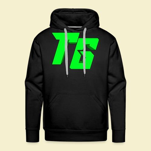 TristanGames logo merchandise [GROOT LOGO] - Mannen Premium hoodie