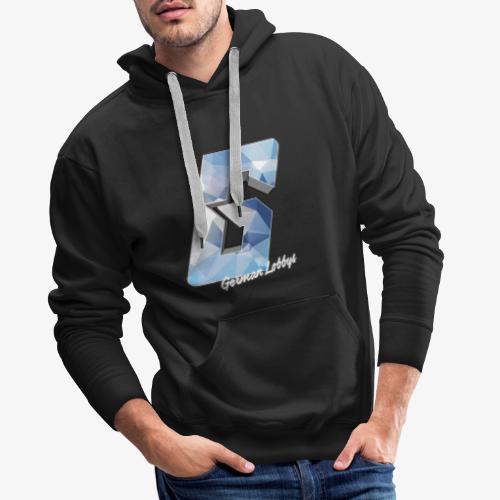 Germanlobbys Merch - Männer Premium Hoodie