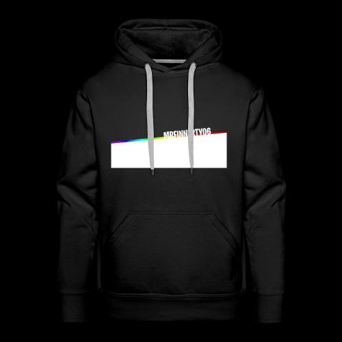 RainbowName - Sweat-shirt à capuche Premium pour hommes