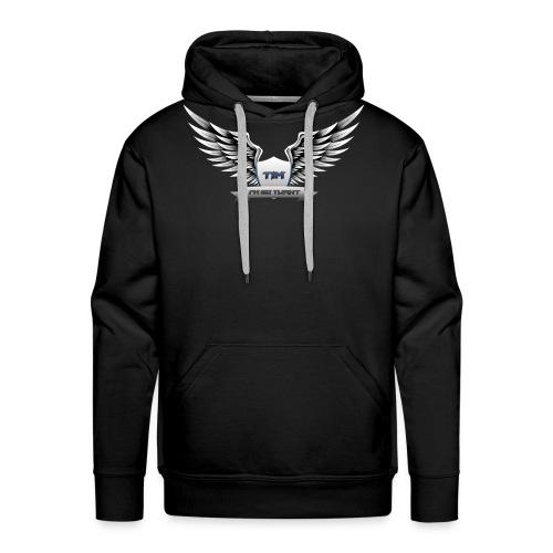 Concept 1a smaller2 png - Men's Premium Hoodie