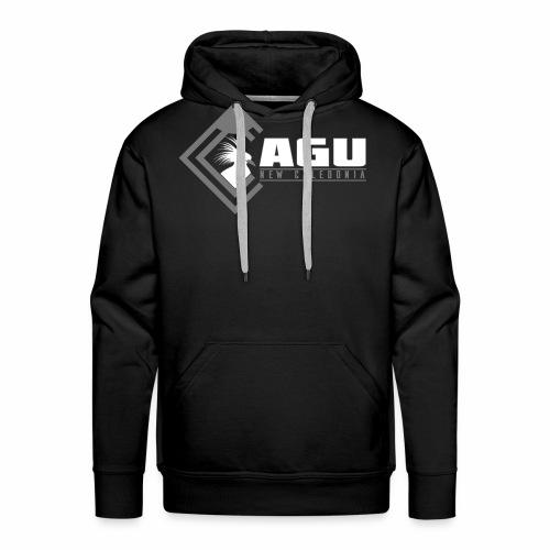 Cagu New Caledonia - Sweat-shirt à capuche Premium pour hommes
