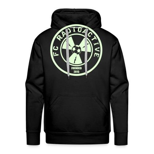 FcRadioactive Logo - Mannen Premium hoodie