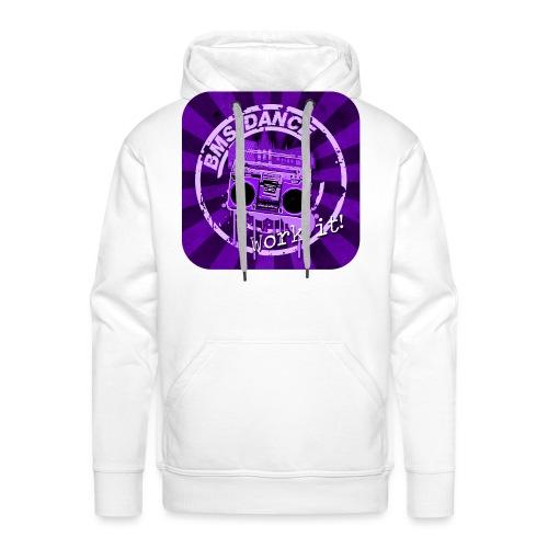 BMS Dance - Mannen Premium hoodie