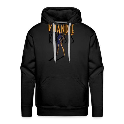 Art Deco Khandie Khisses - Men's Premium Hoodie